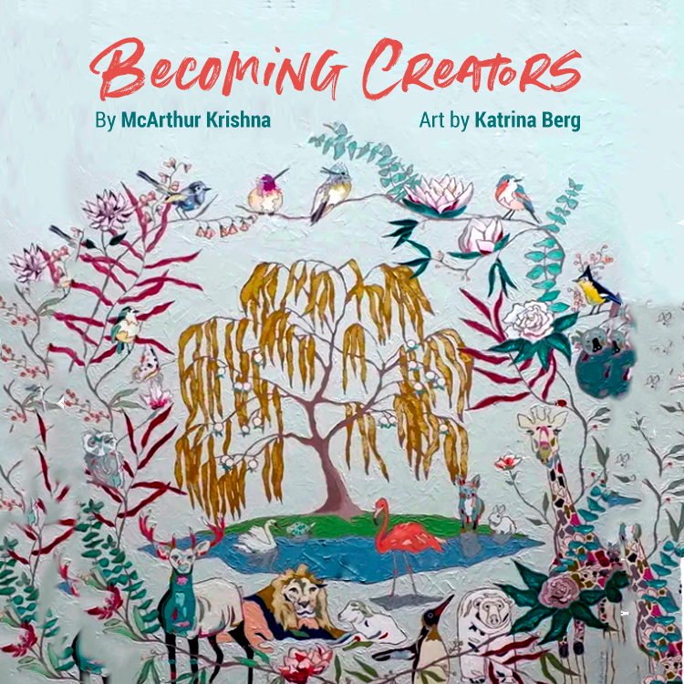 becoming creators cover